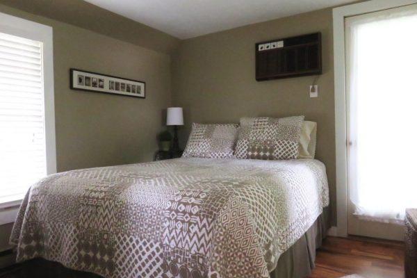 Suite 17 Bedroom